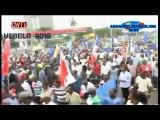 La marche du 26 Mai 2016 à Kinshasa: Honourable Eve Bazaiba, victime d'une balle réelle