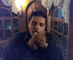 Panquecito prende 10 cigarros