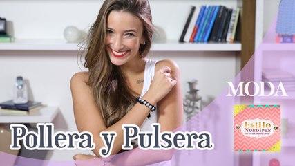 Pollera y Pulsera by Ornella Griffa | Estilo Nosotras