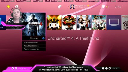 Live Uncharted 4 - [#4GBouygues] (21)