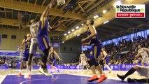 VIDEO. Poitiers. Basket : Poitiers part pour la belle à Evreux