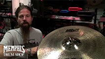 "Chris Adler Meinl 24"" MB20 Pure Metal Ride"