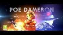 LEGO Star Wars : Le Réveil de la Force - Bande-annonce Poe