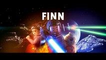 LEGO Star Wars : Le Réveil de la Force - Bande-annonce Finn