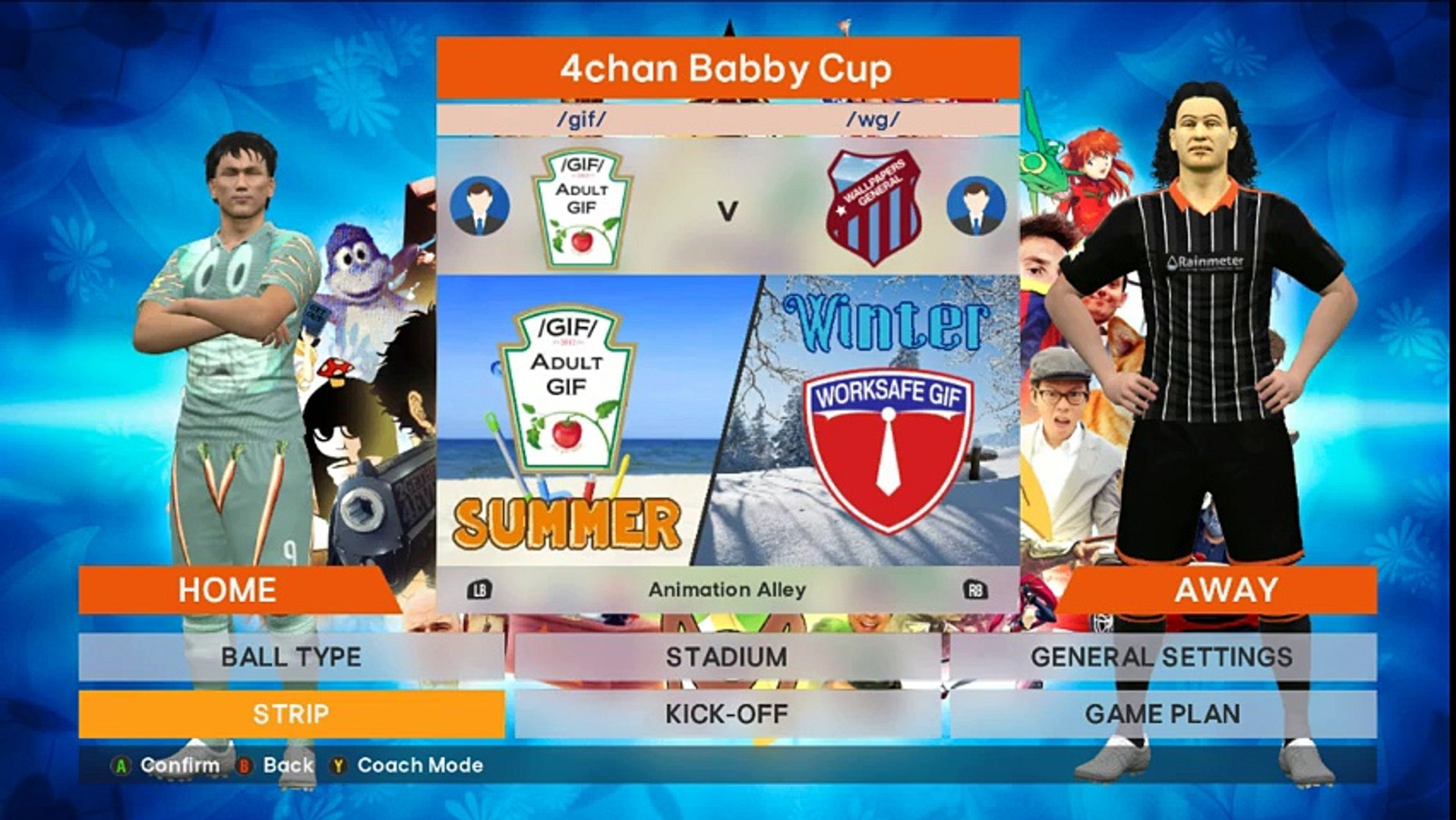 2016 4chan Spring Babby Cup Group E Gif Vs Wg Video Dailymotion