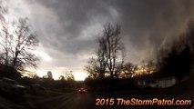 Sand Springs, OK Tornado 3-25-2015