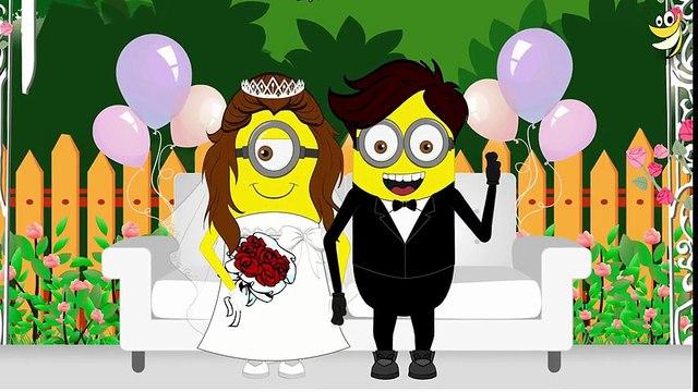 Mr And Mrs Minions ~ Funny Minions Mini Movies Cartoon ~ Part 1 [HD]