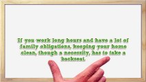 The Benefits Of Hiring Cleaning Services For Your Busy Schedule