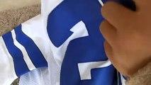 Dallas Cowboys 29 DeMarco Murray white elite jersey
