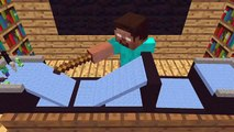 Monster School: Skateboarding Tricks (Minecraft Animation)