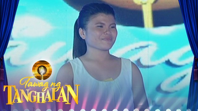 Tawag ng Tanghalan: Pauline owns the golden mic!
