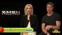 X-Men Apocalypse Interviews - Apocalypse Awakens