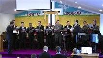 12 15 2013 Mens Choir Мужской Хор