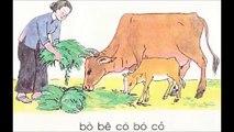 học tiếng việt cho bé lớp 1 (bài 1 đến bài 15 )
