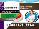 Quickbooks Technical support Number USA (1-855-806-6643)