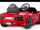 Lamborghini Aventador voiture de jouet pour les enfants à enfourcher