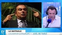 Emmanuel Macron a déjà perdu et le patronat très remonté contre Carlos Ghosn : les experts d'Europe 1 vous informent