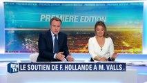 """Loi Travail: pour Laurent Neumann, c'est François Hollande """"qui a la clé"""""""