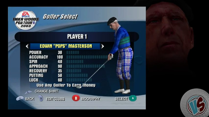 LAGTV VS Tiger Woods PGA Tour 2003 E1 -- LAGTV2
