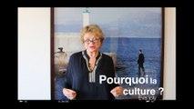 """Eva Joly : """"La culture est fondamentale parce que c'est ce qui est humain"""""""