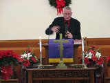 St Paul United Methodist Church South Charleston WV Pastor Steve White Message 12-20-15 video 2 of 3