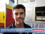 Norma Nato portera les couleurs de Jules Bianchi lors des courses