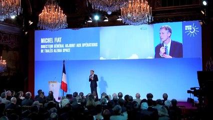 Intervention de Michel Fiat - Thalès Alenia Space