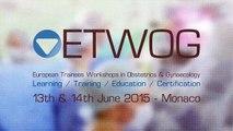 La médecine augmentée : ETWOG, le congrès dédié aux internes en gynécologie-obstétrique.