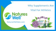 Why Supplements are Vital for Athletes | Athlete Supplements | Sports Supplements