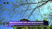 Mănăstirea Radu Vodă din București, veche de 500 de ani, ascunsă de blocurile comuniste