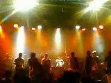 Minoria Activa -Buenos Aires Hardcore(junto a lucky de D.a.j)-20 años en La Trastienda-22.12.12