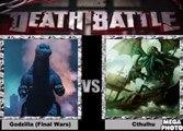 GODZILLA FINAL WARS VS CTHULHU