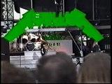 METALLICA - SAD BUT TRUE (LIVE AT DONINGTON 17/8/91)