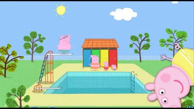Peppa Pig Hulk Finger Family \ ღ ღ  Nursery Rhymes ♥♥♥