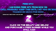 FREE MINECRAFT BANNERS/GFX ZyRoDesigns™ (REUPLOAD FOR FREE REVAMP){by  ZyroTM}