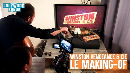 LOLYWOOD - Winston vegeance & Cie (Le Making-Of)