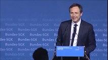 Discours de Christophe Rouillon, 1er Vice-président des élus socialistes d'Europe, au congrès de la Bundes-SGK à Potsdam, le samedi 23 avril 2016