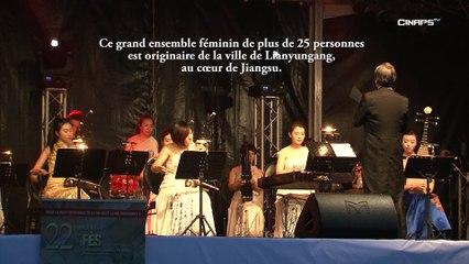 Orchestre National des Femmes du Jiangsu – Chine