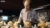 Ce musicien un peu fou joue sur des chats... Dingue