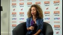 Trace Music Star - Estelle B: ''Avec les autres candidats on est comme une grande famille'' (Exclu Vidéo)