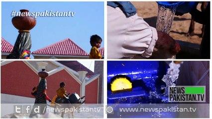 تھر کا نیا چہرہ نئی جھلکیاں آغا واصف عباس سیکریٹری