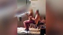 Des élèves piègent leurs profs en invitant une stripteaseuse à l'école
