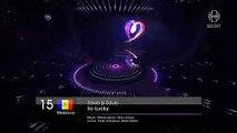 Eurovision 2011 * FINAL * 15 * Moldova * Zdob și Zdub * So Lucky