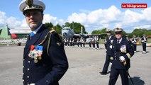 Lorient Lann-Bihoué. Les 50 ans du patrouilleur Atlantique honorés