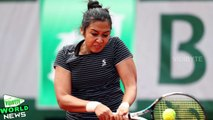 French Open 2016 - Simona Halep beats Zarina Diyas