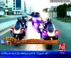 Interview of Mr. Maqsood Ahmed, Commandant Special Security Unit – SSU, Karachi. Program Crime Watch – Awaz TV. 27.05.20