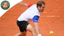Temps forts Gasquet-Kyrgios Roland-Garros 2016 / 3T