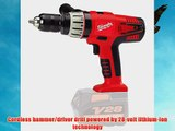 Bare-Tool Milwaukee 0724-20 V28 28-Volt 1/2-Inch Lithium Ion Cordless Hammer/Driver Drill (No