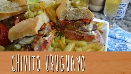 Chivito uruguayo   Comamos Casero