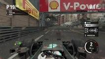 Formula 1 Grand Prix Monaco 2016 F1 Lluvia | Gran Premio Formula 1 Mónaco 2016 | F1 2015 PS4